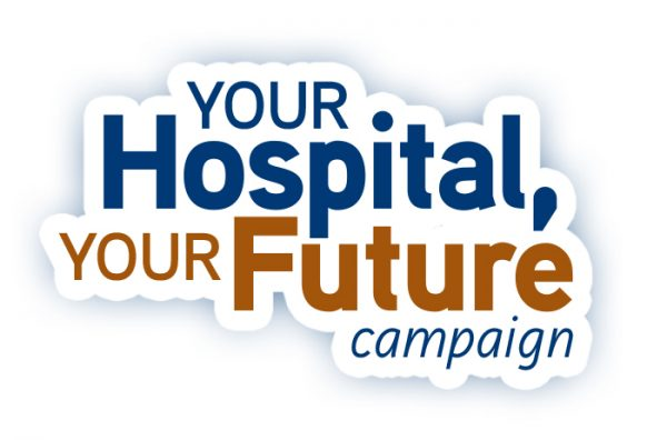 Your Hospital, Your Future Logo