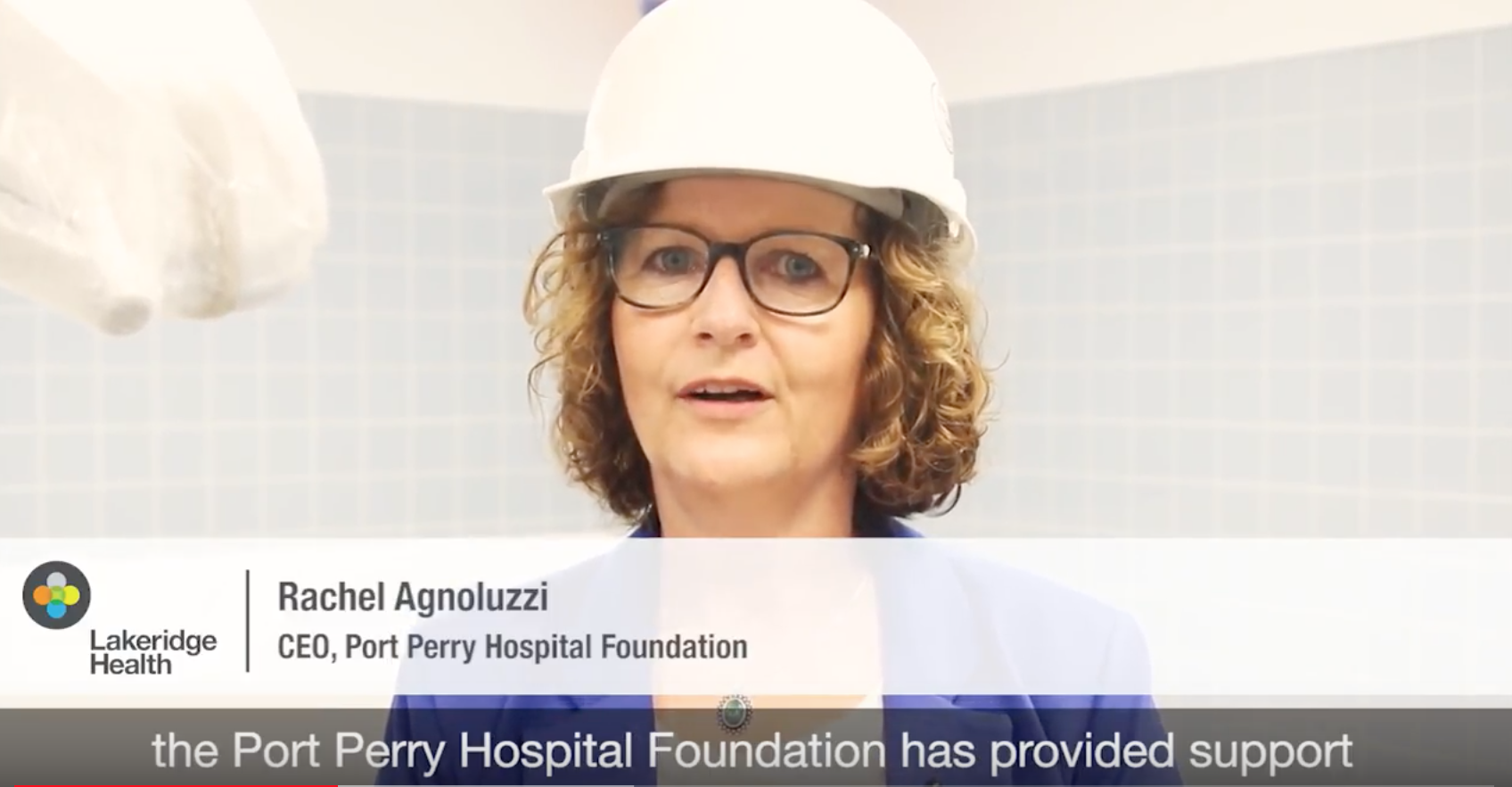 Port Perry Hospital Foundation Support