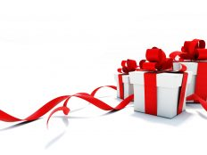 holiday parcels