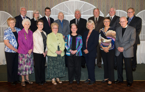 Past Port Perry Hospital Foundation Presidents
