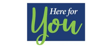 Here for you logo resized
